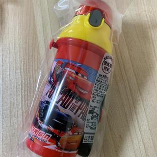 Disney - カーズ☆480ml プッシュ式 直のみスポーツボトル