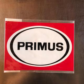 プリムス(PRIMUS)の【新品未使用】PRIMUS プリムス 耐熱アルミステッカー IP-STICKER(ライト/ランタン)