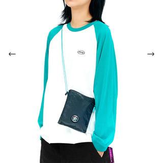スタイルナンダ(STYLENANDA)の87mmロングTシャツ(Tシャツ(長袖/七分))