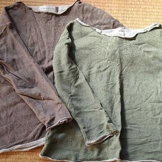 アーバンリサーチ(URBAN RESEARCH)のカットソー 長袖 ペアルック(Tシャツ(長袖/七分))
