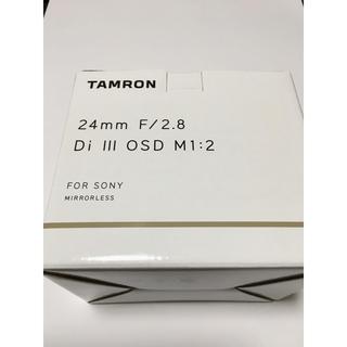 TAMRON - TAMRON 24mm F2.8 Di Ⅲ OSD M1:2 FOR SONY