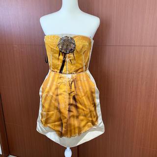 ドルチェアンドガッバーナ(DOLCE&GABBANA)のDOLCE&GABBANA ドレス ワンピース(ミニワンピース)