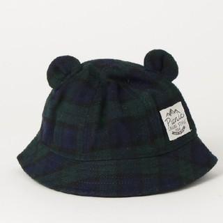 ホットビスケッツ(HOT BISCUITS)のミキハウス ホットビスケッツ ハット(帽子)