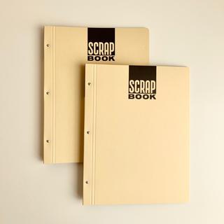 コクヨ(コクヨ)の★2冊セット★ コクヨ スクラップブック A4 とじ込み式 ラ-40N 新品(ファイル/バインダー)