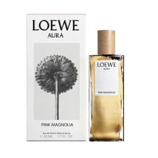 ロエベ(LOEWE)のロエベ オーラ ピンク マグノリア 香水 50ml(香水(女性用))
