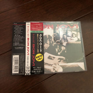 bon jovi クロスロード CD(ポップス/ロック(洋楽))