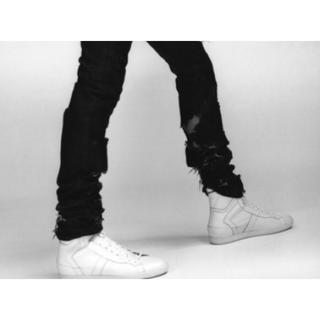ディオールオム(DIOR HOMME)のDior Homme 2004SS Hitop Sneaker 41.5 エディ(スニーカー)