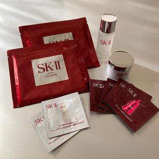 エスケーツー(SK-II)のSK-II アイマスク サンプルセット(パック/フェイスマスク)