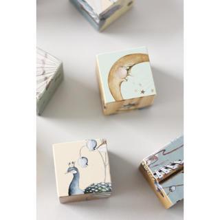 コドモビームス(こどもビームス)のkongessloejd  Block Puzzle/木製ブロック パズル(知育玩具)