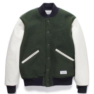 ワコマリア(WACKO MARIA)のwackomaria  virsity jacket(スタジャン)