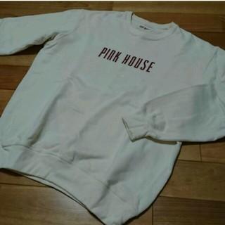 ピンクハウス(PINK HOUSE)のピンクハウス トレーナー(トレーナー/スウェット)