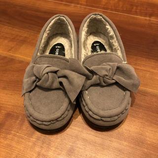プティマイン(petit main)のプティマイン モカシン 14cm 靴 女の子 13cm 12.5cm(フラットシューズ)