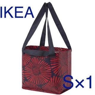 イケア(IKEA)の新品 IKEA インルップ 秋の限定デザイン ショップバッグ Sサイズ(ショップ袋)