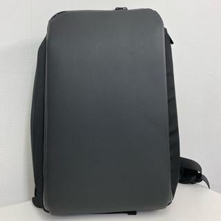 バックパック 黒 ruminant USB充電ポート付(バッグパック/リュック)