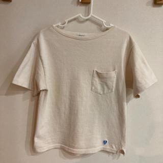 オーシバル(ORCIVAL)の最終出品 今週末まで オーシバル ORCIVAL Tシャツ(Tシャツ(半袖/袖なし))
