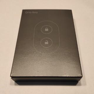 ソニー(SONY)のQrio Key キュリオキー(Q-SL2の施錠・解錠操作リモコン)(その他)