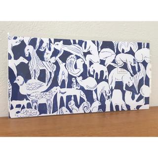 ミナペルホネン(mina perhonen)のミナペルホネン  つづく展  ポストカード life puzzle(写真/ポストカード)