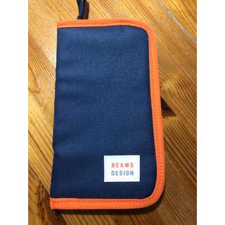 ビームス(BEAMS)のBEAMS パスポートケース 新品(旅行用品)
