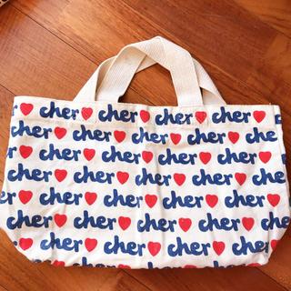 シェル(Cher)のシェル トートバッグ中(エコバッグ)