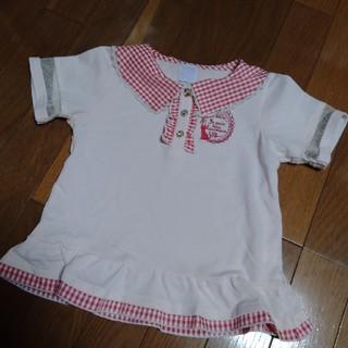 アクシーズファム(axes femme)のaxis femme kid's ポロシャツ(Tシャツ/カットソー)