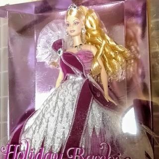 バービー(Barbie)のバービー・ホリディバービー2005(ボブ・マッキー)(ぬいぐるみ/人形)