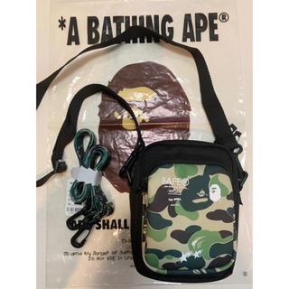 アベイシングエイプ(A BATHING APE)のA BATHING APE ショルダーバッグ(ショルダーバッグ)