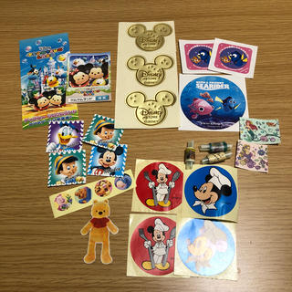 Disney - バラシール