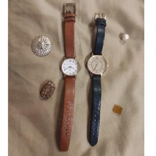 マークバイマークジェイコブス(MARC BY MARC JACOBS)のOLIVIA BURTON/MARC BY MARC JACOBS 腕時計(腕時計)