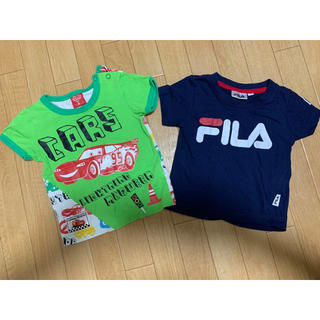 FILA - Tシャツ2枚セット