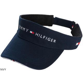 トミーヒルフィガー(TOMMY HILFIGER)のトミー ヒルフィガー ゴルフ TH LOGO バイザー レディース(ウエア)