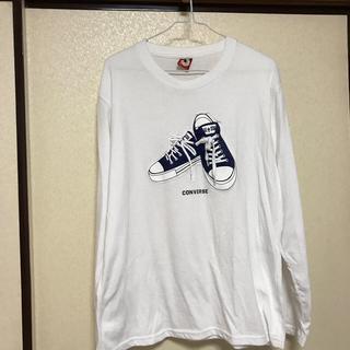 コンバース(CONVERSE)のCONVERSE 長Tシャツ(Tシャツ/カットソー(七分/長袖))