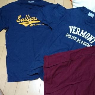 マックハウス(Mac-House)の3枚組Tシャツ(Tシャツ(半袖/袖なし))