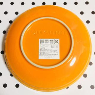 ルクルーゼ(LE CREUSET)の♡ルクルーゼ   限定 オレンジブロッサム ラウンドディッシュ プレート (食器)
