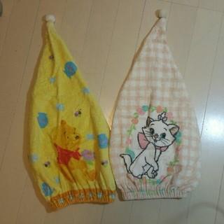 ディズニー(Disney)のプール用 帽子タオル(マリン/スイミング)