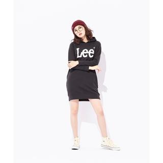 リー(Lee)のLee ライトオン パーカー ワンピース(パーカー)