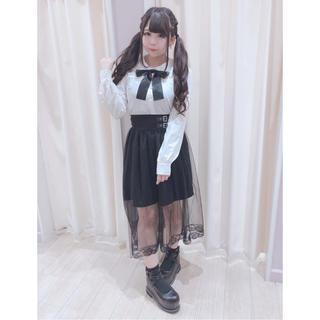 アンクルージュ(Ank Rouge)のSALE!チュールスカート/Ank Rouge(ミニスカート)