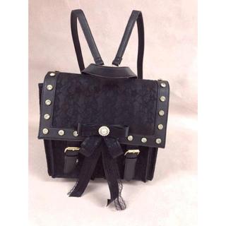 スワンキス(Swankiss)の3way lace BAG今日限定で値下げします!(リュック/バックパック)