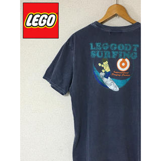 レゴ(Lego)のLEGO doublewrap コラボ TEE レゴ サーフ surf(Tシャツ/カットソー(半袖/袖なし))