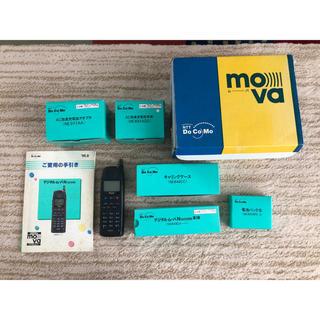 エヌイーシー(NEC)のドコモ デジタルムーバ N102 NEC(携帯電話本体)
