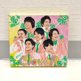 【初回限定DVD付】CloveR / 言ったじゃないか 関ジャニ∞(ポップス/ロック(邦楽))