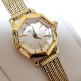 アガット(agete)のagete アガット ゴールド 腕時計(腕時計)