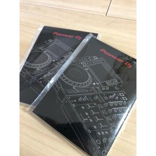 パイオニア(Pioneer)のpioneer パイオニアDJ メモ帳(ノート/メモ帳/ふせん)