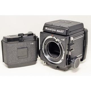 マミヤ(USTMamiya)のマミヤ RB67 professionalS プロS PROS(フィルムカメラ)