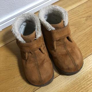 ムジルシリョウヒン(MUJI (無印良品))の14.0 ショートブーツ(ブーツ)