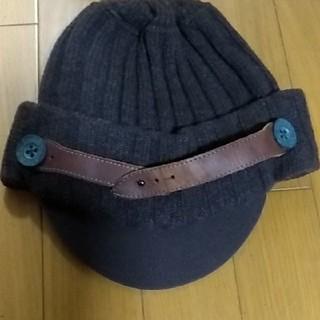 ディーゼル(DIESEL)のディーゼルニット帽(ニット帽/ビーニー)