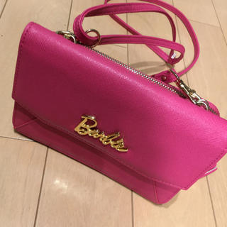 バービー(Barbie)の☆バービー、お財布付き、量産型、量産、ショルダーバッグ☆(ショルダーバッグ)