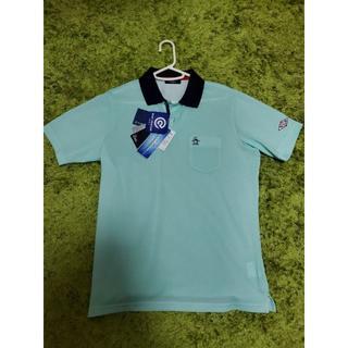 Munsingwear - 新品 Munsingwear マンシングウェア 半袖 ポロシャツ L ゴルフ