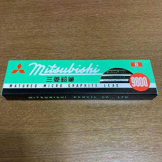 ミツビシエンピツ(三菱鉛筆)の三菱鉛筆B9800 1ダース(鉛筆)
