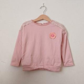 新品☆angel love トップス 100cm(Tシャツ/カットソー)