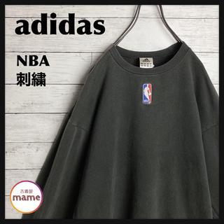 アディダス(adidas)の【オススメ‼︎】adidas × NBA◎刺繍 パフォーマンスロゴ スウェット(スウェット)